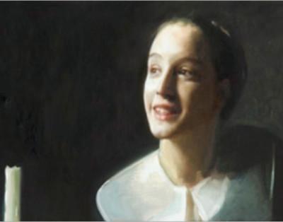 Rembrandt Tochter 2007 50 x 64 cm LoRe_FM_72.001.O
