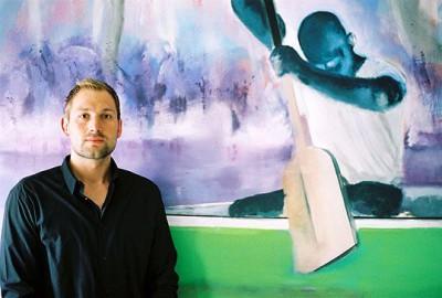 Simon Nelke Portrait